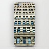 Window Seat iPhone & iPod Skin
