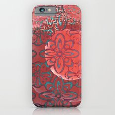 dreaming of the possibilities iPhone 6 Slim Case