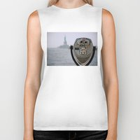 Turn to Clear Vision Biker Tank