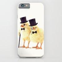 iPhone & iPod Case featuring Not CHEEP (Version 1) by John Medbury (LAZY J Studios)