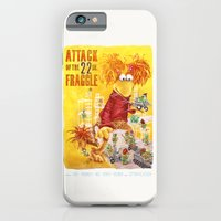 Attack of the 22 Inch Fraggle iPhone 6 Slim Case