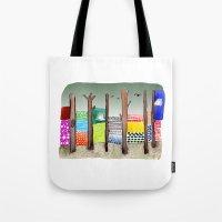 Imaginary Adventure Tote Bag