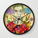 Timothy Leary Wall Clock