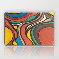 Motion Laptop & iPad Skin