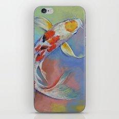 Butterfly Koi Fish iPhone & iPod Skin