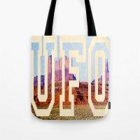 UFO Tote Bag