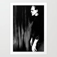 Now I Know What It Feels Like To Be God Art Print