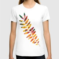 Brava Womens Fitted Tee White SMALL