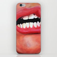 Oral Fixation 1.3 iPhone & iPod Skin