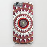 Moonflower iPhone 6 Slim Case