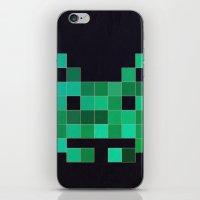 Spaceinvaders iPhone & iPod Skin