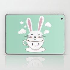 Take a Cup of Bunny Laptop & iPad Skin