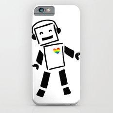The Pride Boogie Bot iPhone 6 Slim Case