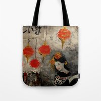 KYOTO SAD SONG Tote Bag