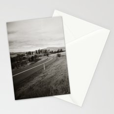 {  on the road } Stationery Cards