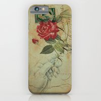 iPhone & iPod Case featuring COLLAGE LOVE: The Memory of an Old Romance by Sreetama Ray