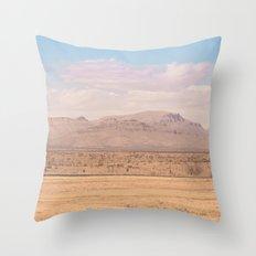 Westward I Throw Pillow