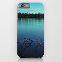 Faint Northern Glow iPhone 6 Slim Case