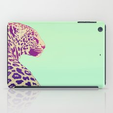 Leopard under the Sun iPad Case