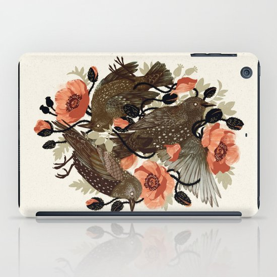 Spangled & Plumed iPad Case