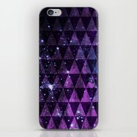 In Space Between iPhone & iPod Skin