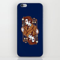10th of Hearts iPhone & iPod Skin