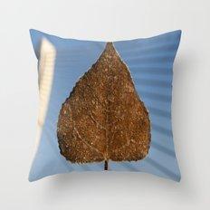 SHEET Throw Pillow