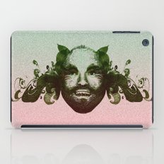 green man  iPad Case