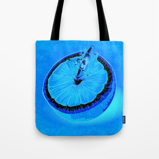 Rapid Orange Tote Bag