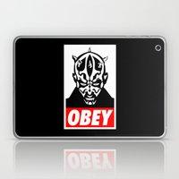 Obey Darth Maul - Star Wars Laptop & iPad Skin