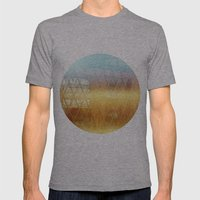 Warner Mens Fitted Tee Athletic Grey SMALL