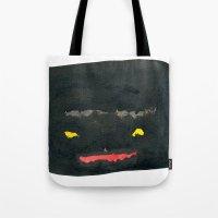 Face #03 Tote Bag
