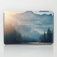 The Sweetest Thing iPad Case