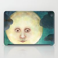 Love you to the Moon iPad Case