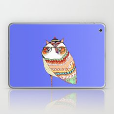 Owl, owl art, owl illustration, owl print,  Laptop & iPad Skin