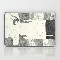 'Broken Bridge' Laptop & iPad Skin
