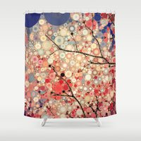 Positive Energy Shower Curtain