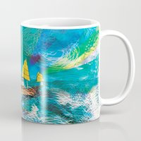 Come And Sail With Me Th… Mug
