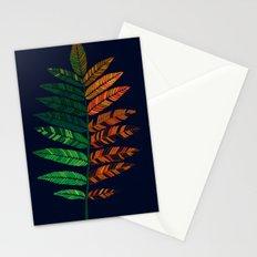 4 seasons v1 Stationery Cards