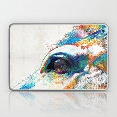 Colorful Horse Art - A G… Laptop & iPad Skin