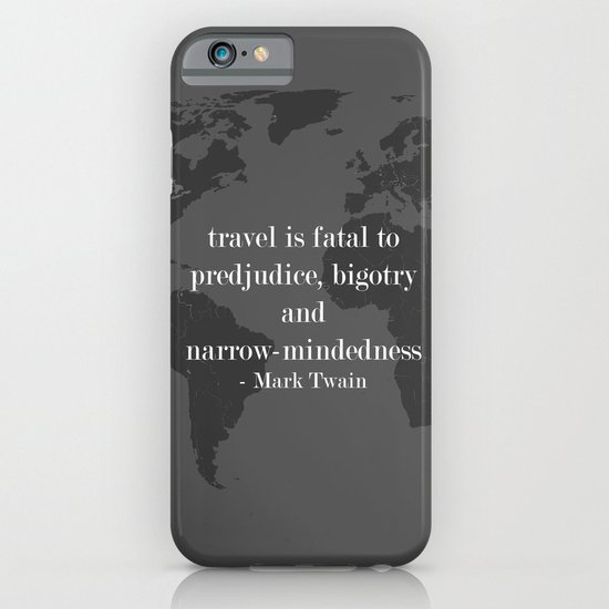 World Travel iPhone & iPod Case