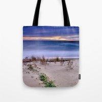 Windy sunset. Sea dreams.... Tote Bag