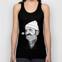 Team Zissou Unisex Tank Top
