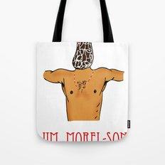 Jim Morel-son Tote Bag