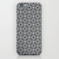 iPhone & iPod Case featuring Diamonds in Smoke by Elizabeth Caldwell