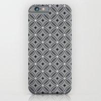 Diamonds In Smoke iPhone 6 Slim Case