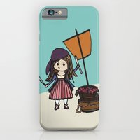 iPhone & iPod Case featuring Pirate Hearts by LaPetiteJo