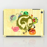 CARE - Love Our Earth iPad Case