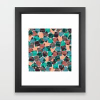 FLOPPY Framed Art Print