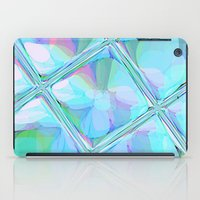 Re-Created  Glass Ceiling VII by Robert S. Lee iPad Case